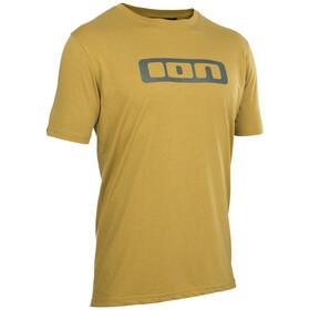 ION Seek DriRelease T-shirt, geel